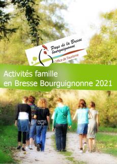 Activités Familles en Bresse bourguignonne - 2021