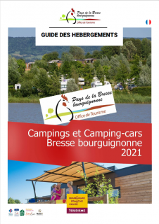 Campings et Camping-Cars en Bresse bourguignonne 2021