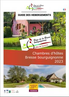 Chambres d'hôtes en Bresse bourguignonne 2021