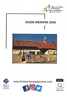 Guide groupes en Bresse Bourguignonne 2020