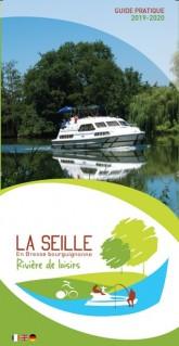 Guide touristique de la Seille en Bresse Bourguignonne 2019-2020