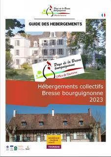 Hébergements Collectifs en Bresse bourguignonne 2021