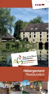 Hébergement - Restauration en Bresse Bourguignonne 2017