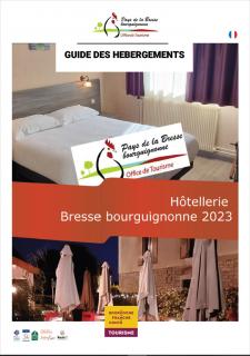 Hôtellerie en Bresse bourguignonne 2021