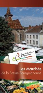 Marchés en Bresse Bourguignonne - 2021