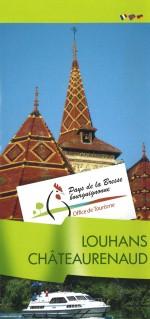Plan Touristique de Louhans Châteaurenaud