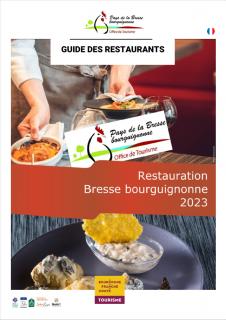 Restauration en Bresse bourguignonne 2021