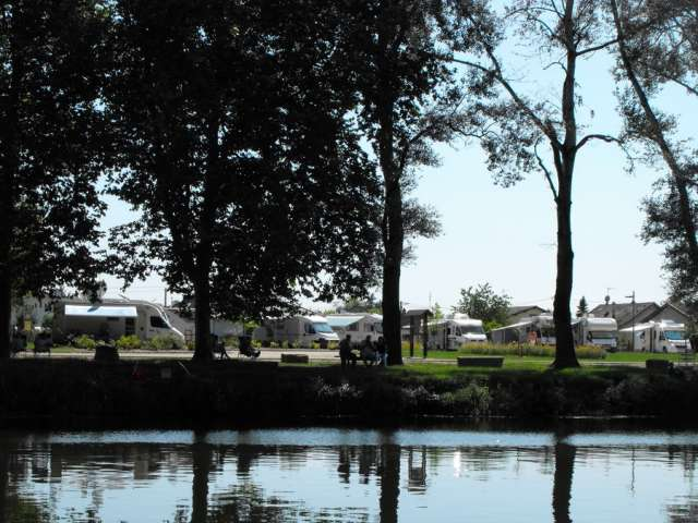 Aires de Services Camping-cars