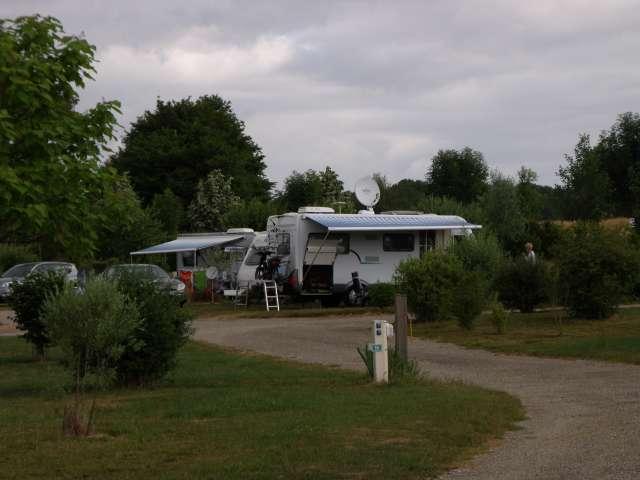 Aires de Services Camping-cars