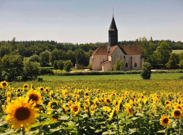 Eglises, Abbaye