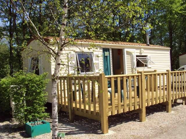 Campsites, natural areas, lightweight leisure habitat
