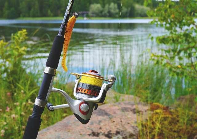 Pêche avec les cartes départementales