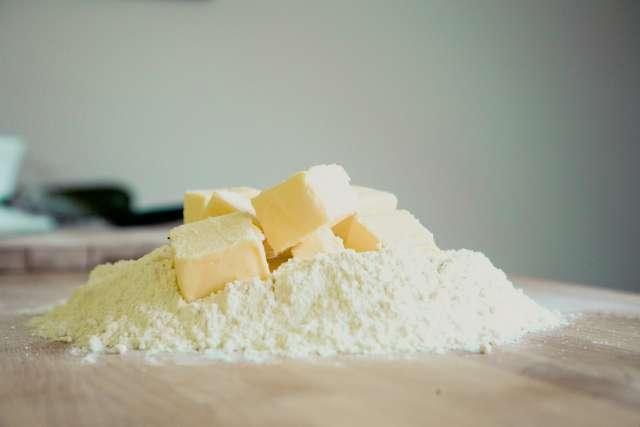 Tarte Bressane, Tarte au sucre