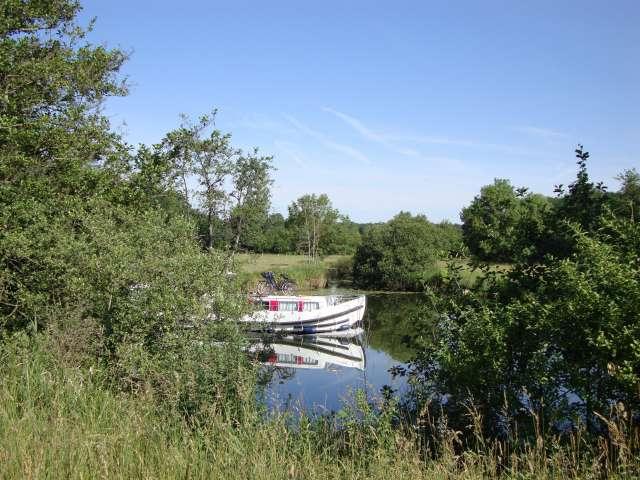Rivière La Seille