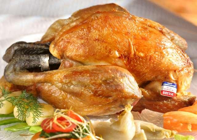Bresse Poultry AOC-AOP