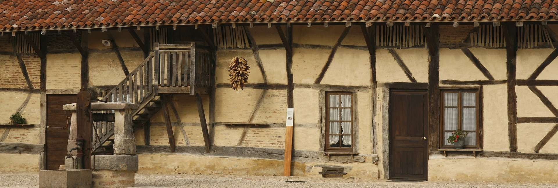 Ferme du Champ Bressan - Romenay - E-Brenckl