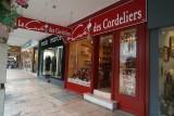 Cave des cordeliers - Boutique sous les arcades