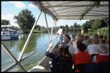 Croisière en bateau sur La Seille