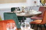 Salle restaurant RESTAURANT Ho'Gastronome ST Germain du Bois