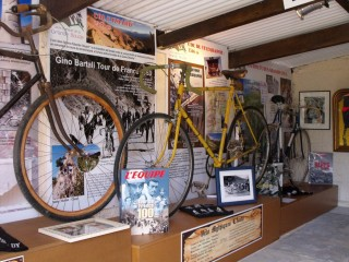 Web - Musée du vélo  © OTPBB