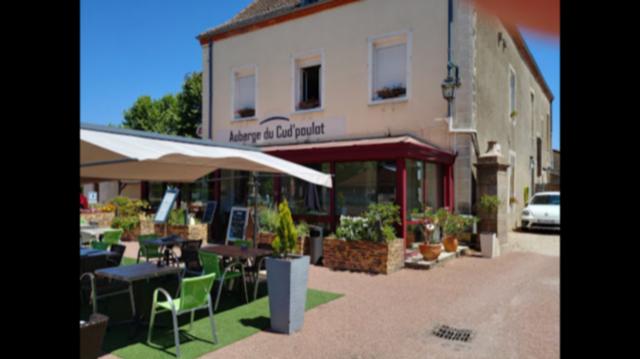 Auberge du Cud Poulot Lessard en Bresse