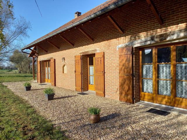 Chambre d'hôtes Meix Gagnard - unser Gästehaus