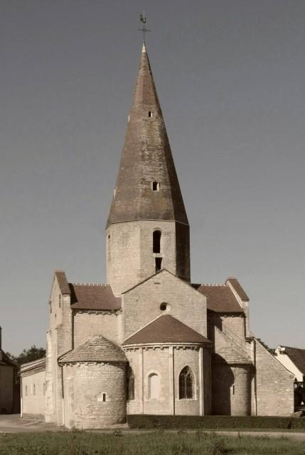 Eglise © Saint Christophe en Bresse