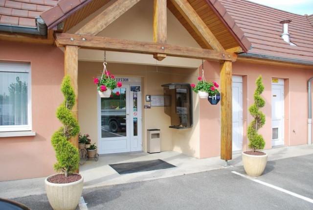 Entrée © Europe Hôtel
