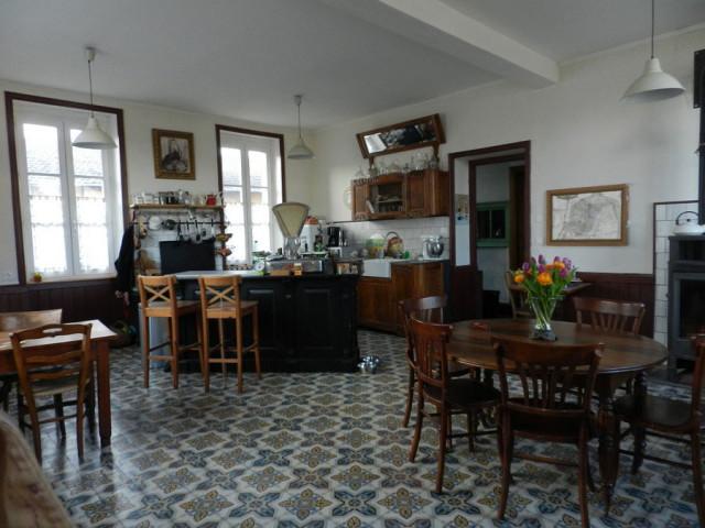 Ancienne salle de café