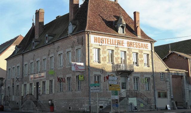 Hostellerie Bressane Ho'gastronome