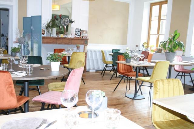 Nouvelle Décoration salle restaurant