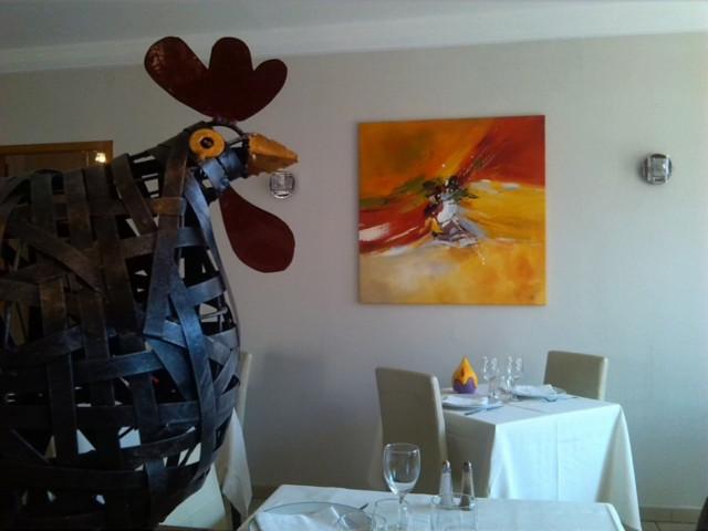 Restaurant @ La Poularde