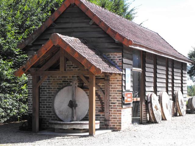 Web - Galerie des moulins Sagy  © OTPBB