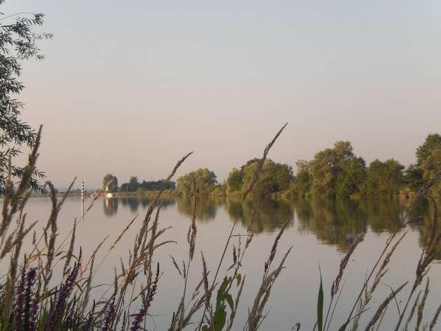 Bords de Saône - Ouroux sur Saône