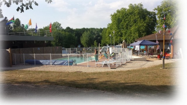 camping de Cuisery piscine @ Mairie Cuisery