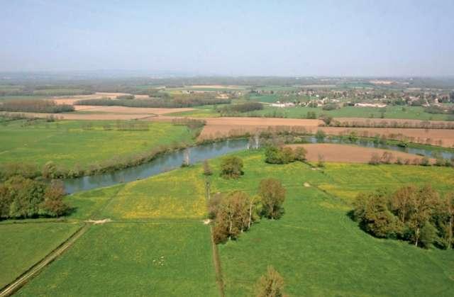 La Seille - Romenay