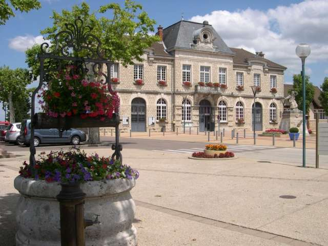 Mairie - Saint Germain du Plain