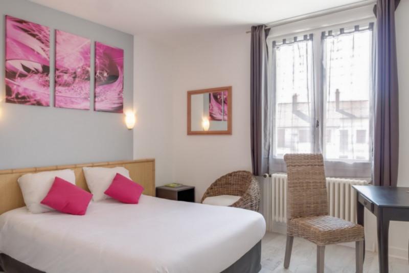 Chambre double @ Le Bourgogne