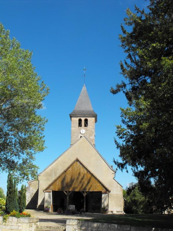 Eglise Sagy © OTPBB