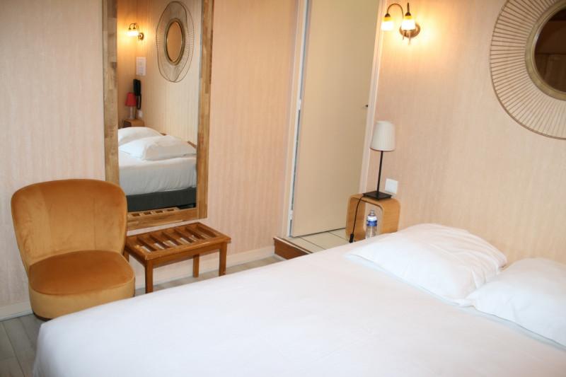 Chambre double Hostellerie bressane