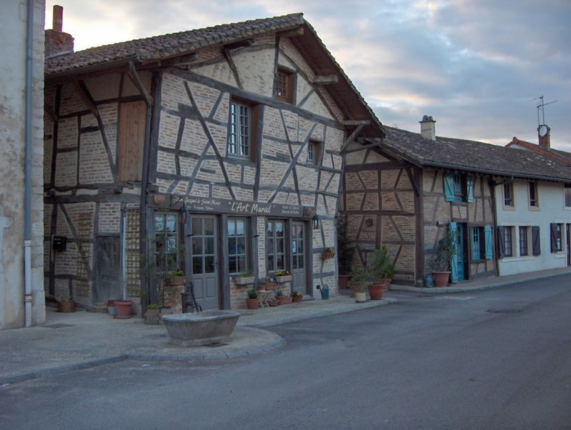 Maison-Penchee @ Romenay