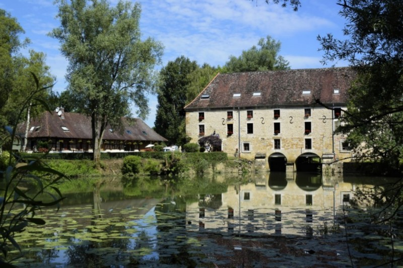 Moulin @ Moulin de Bourgchâteau