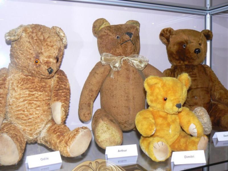 Ours-et-ourson Musée de l'Ours