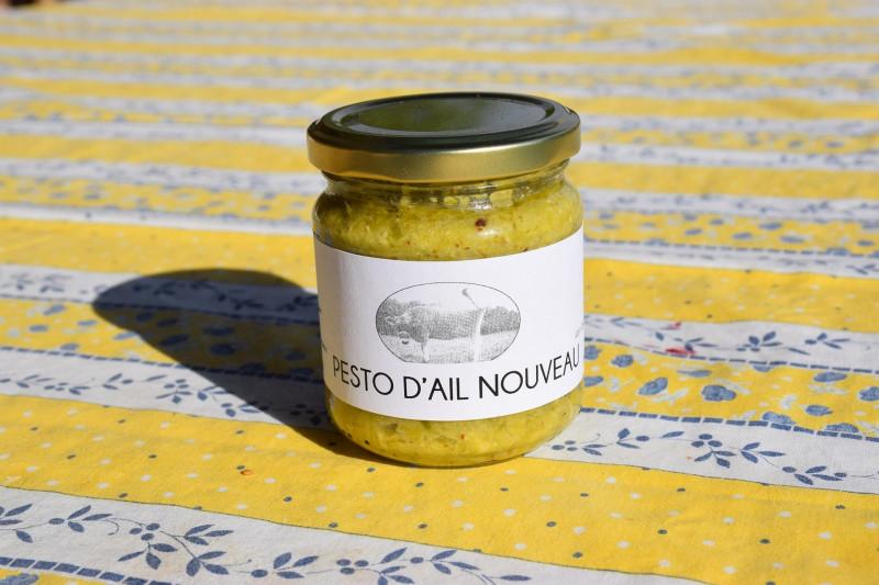 Pesto Ail 2 - Marsottière