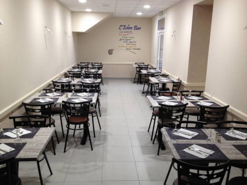 Salle Restaurant @ Eden bar