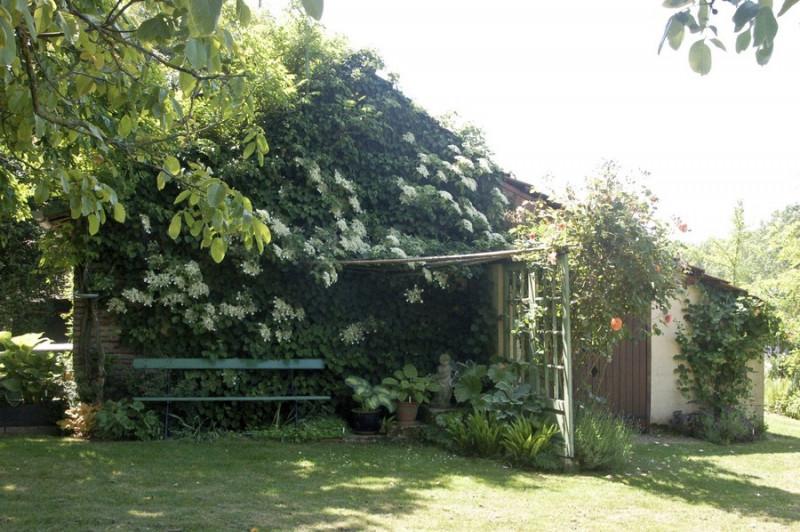 Un coin d'ombre © Jardin Beauvoir