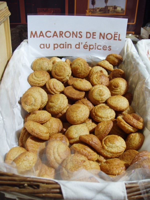 Web - Macarons © Macarons de Ste Croix