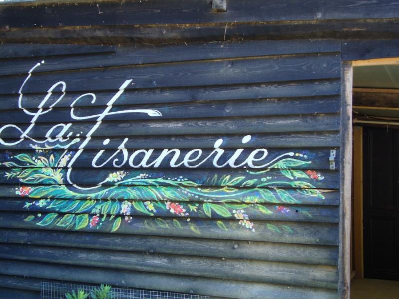 Web -La ferme de la Marlière - Tisanerie © OTPBB