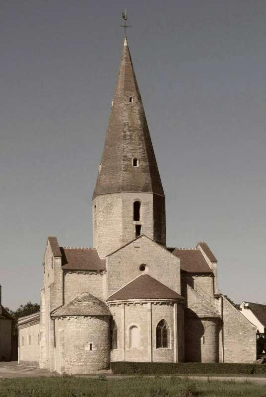Eglise - Saint Christophe en Bresse