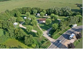 Camping Municipal du Plan d'Eau